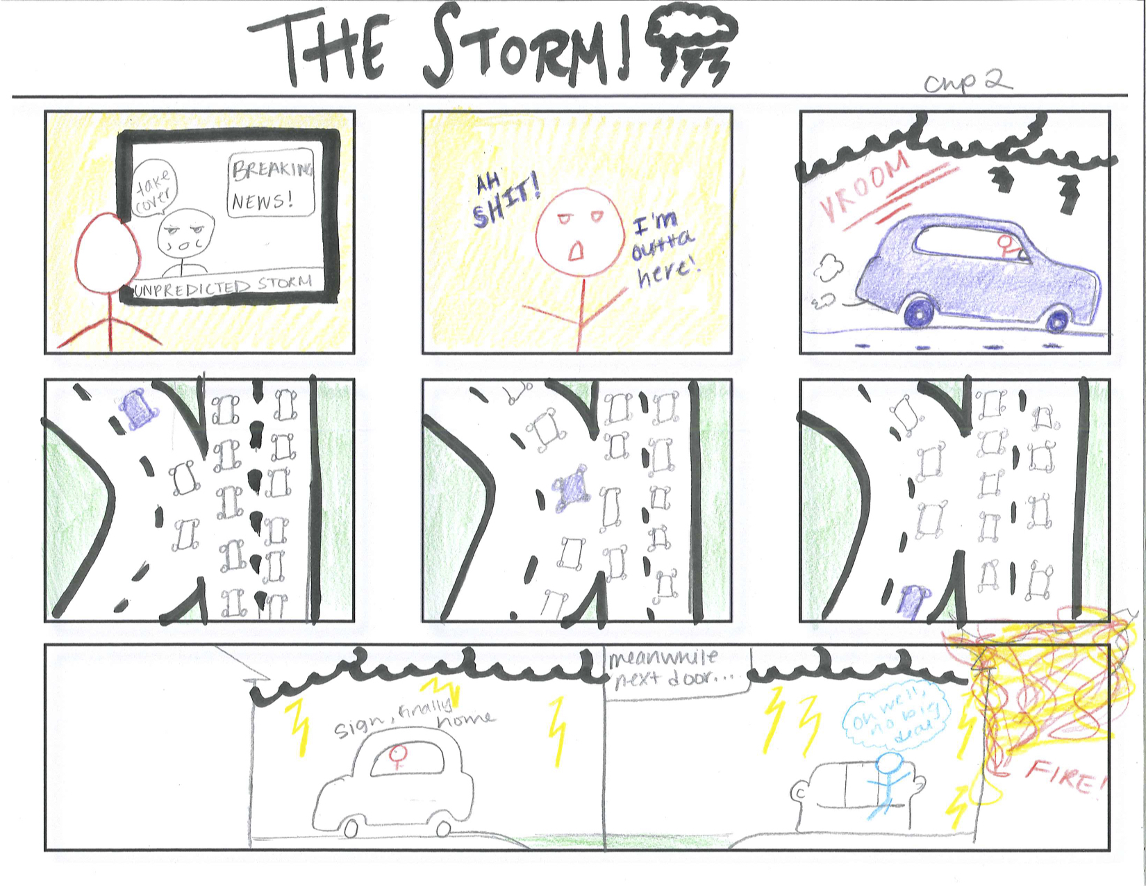 The Storm #2
