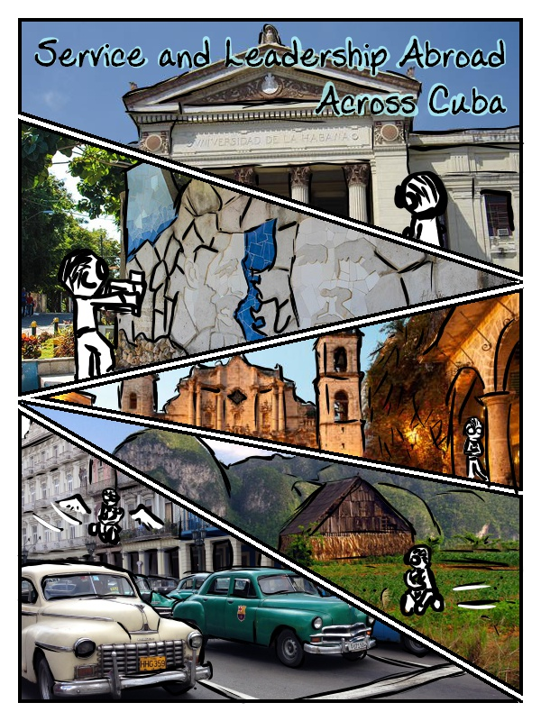 Service and Leadership Abroad Across Cuba
