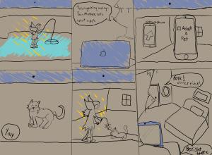 Folk Fox #1: Part 3